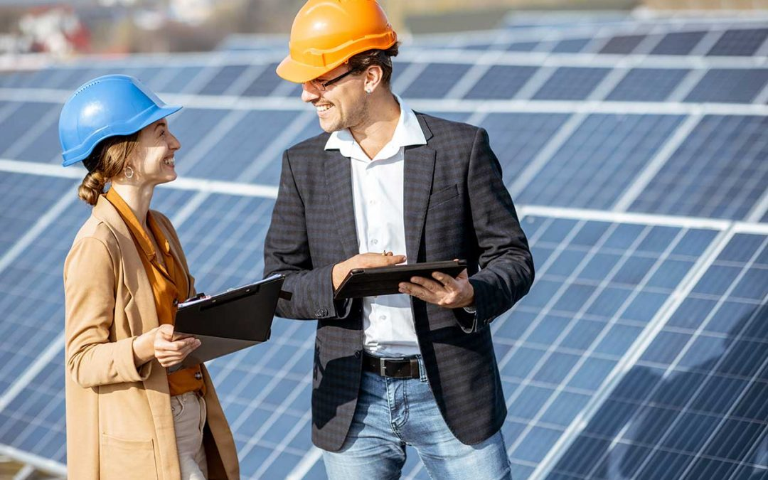 Why commercial solar power is ideal for any business